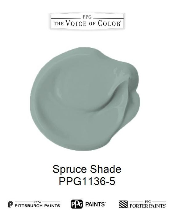 spruce-shade-ppg-paints