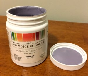 violet verbena PPG paints color of the year