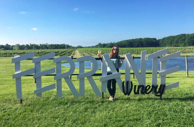 ferrante winery ohio
