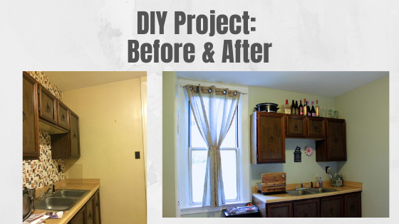 DIY Project Before & After